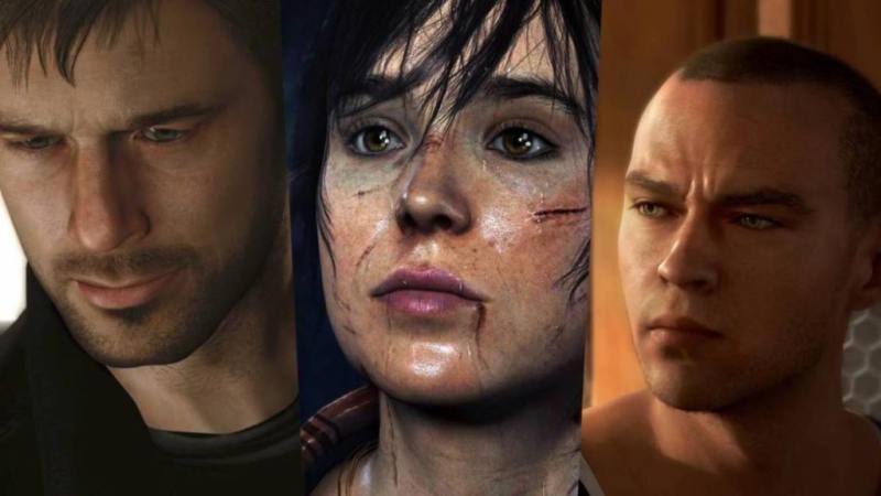 Quantic Dream宣布今后会自行发行与开发游戏