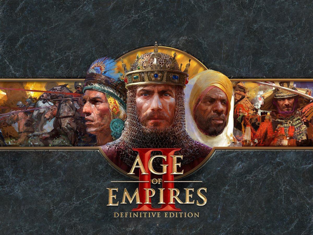 《帝国时代2 决定版》10分钟实机视频