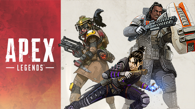谈谈最近的《APEX Legends》 :重生娱乐的大逃杀教学