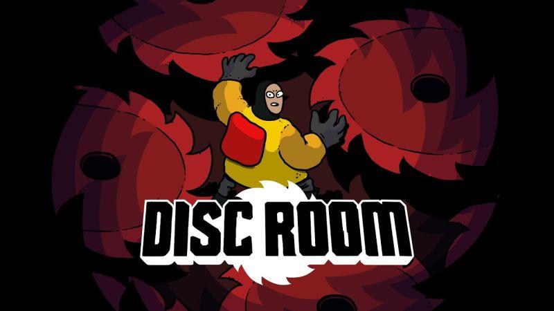 Devolver带来新游戏《Disc Room》,躲避这些尖刺飞盘