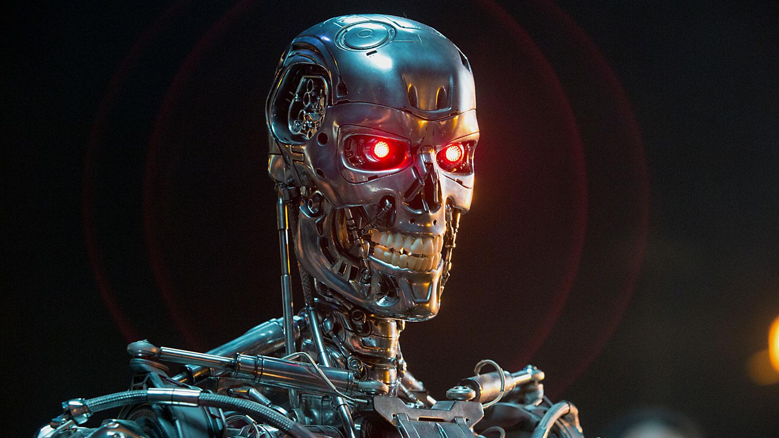 機器人帝國(歐美起源篇)