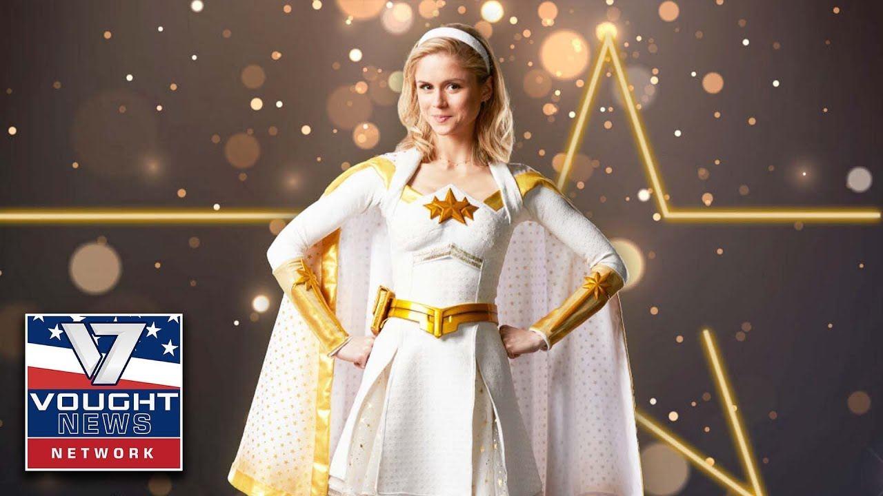 《黑袍纠察队》超级英雄公司Vought发布《Seven on 7》10月新闻节目