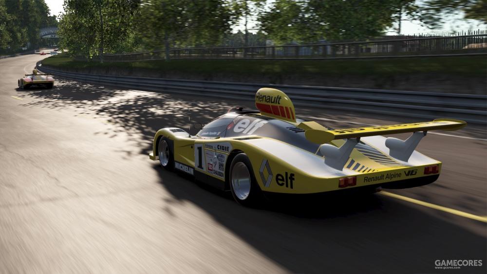 雷诺 Alpine A442B(赛车计划2)