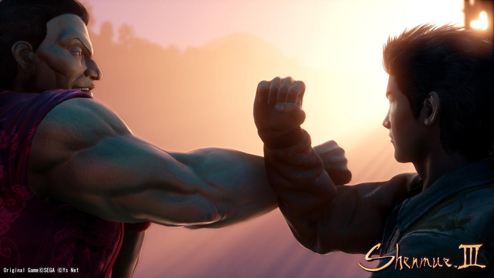 来自核聚变厦门站的消息:《莎木3》PC版将登陆WeGame平台