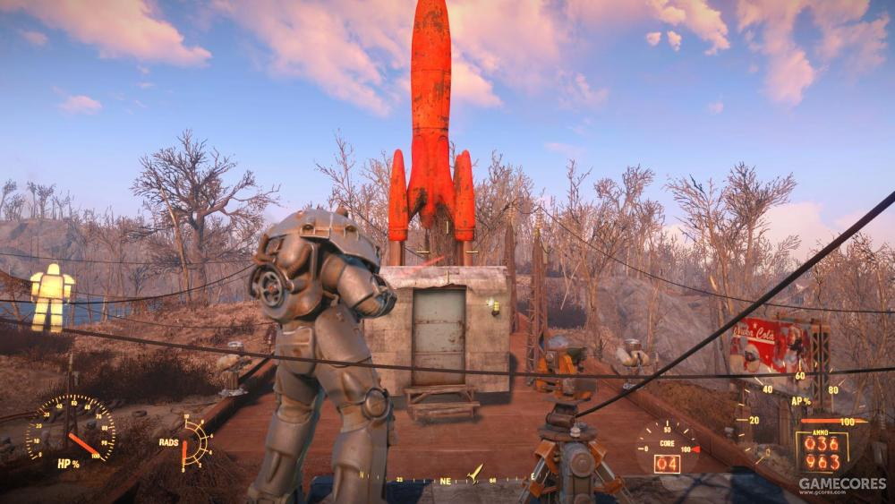 《辐射4》的定居点建造