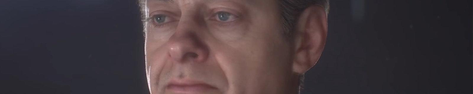 以假乱真的渲染技术让人惊叹,GDC 2018 虚幻引擎面捕短片出炉