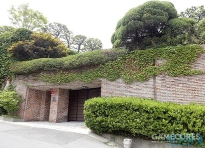 OCI集团董事长在首尔城北洞的住宅