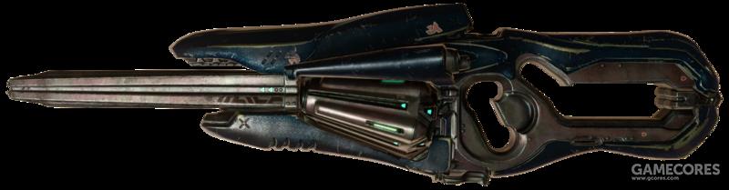 4、5的Storm Rifle……好像地铁里的左轮散弹枪……