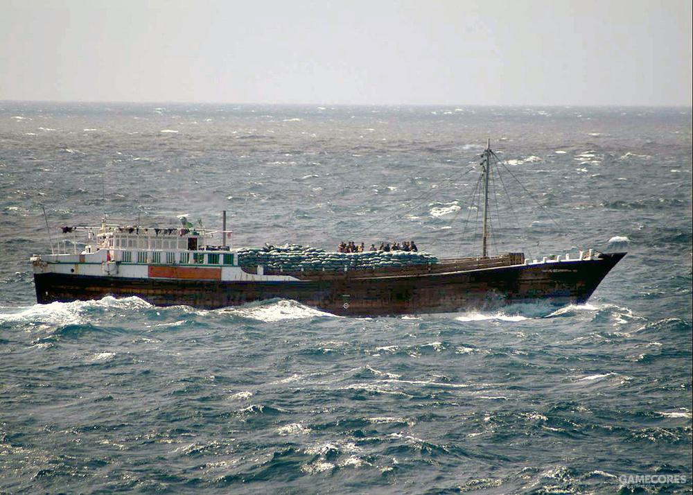 东南亚水域上的海盗