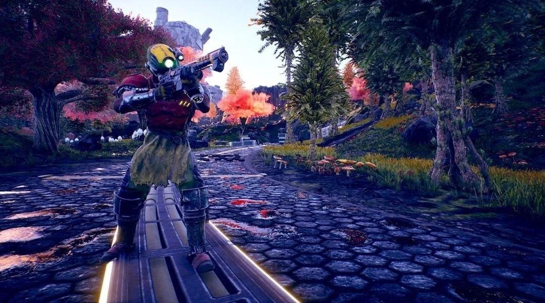 《天外世界》將採取線性敘事的手法,並尊重玩家在遊戲中的選擇