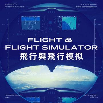 真实飞行日志与模拟飞行指南
