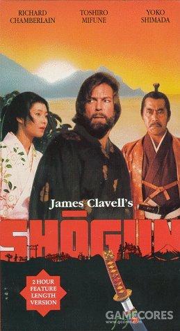 4.《幕府大将军》(Shogun)(1980)