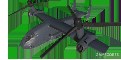 深灰色涂装的V-44X