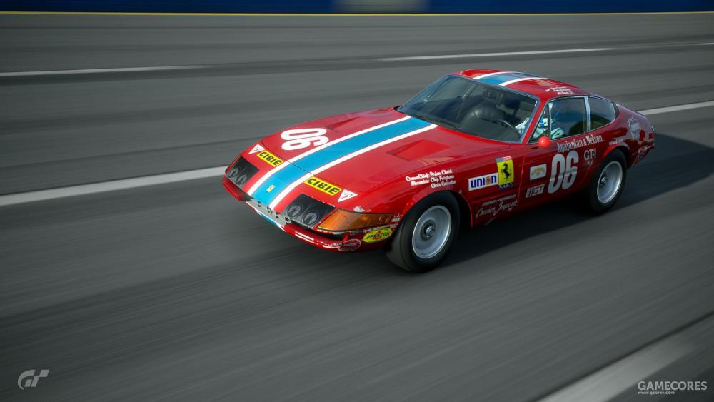 365 GTB/4 (GT SPORT)