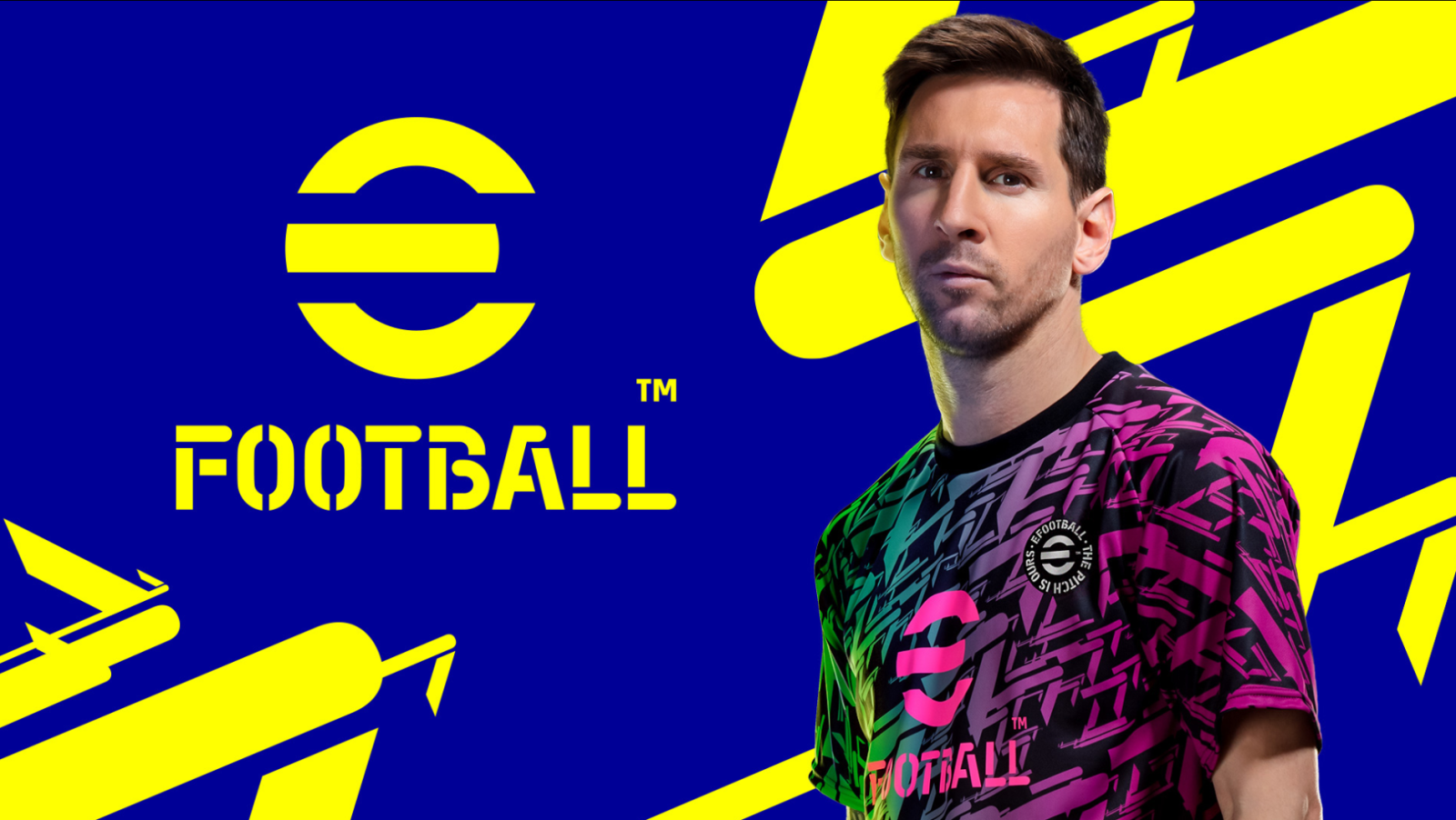《实况足球》系列更名为《eFootball》,采用免费游玩定期更新模式
