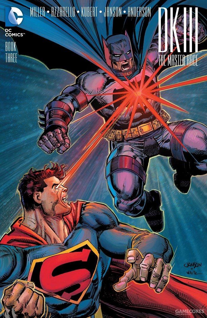 米勒果然还是放不下对超人的怨念(?)