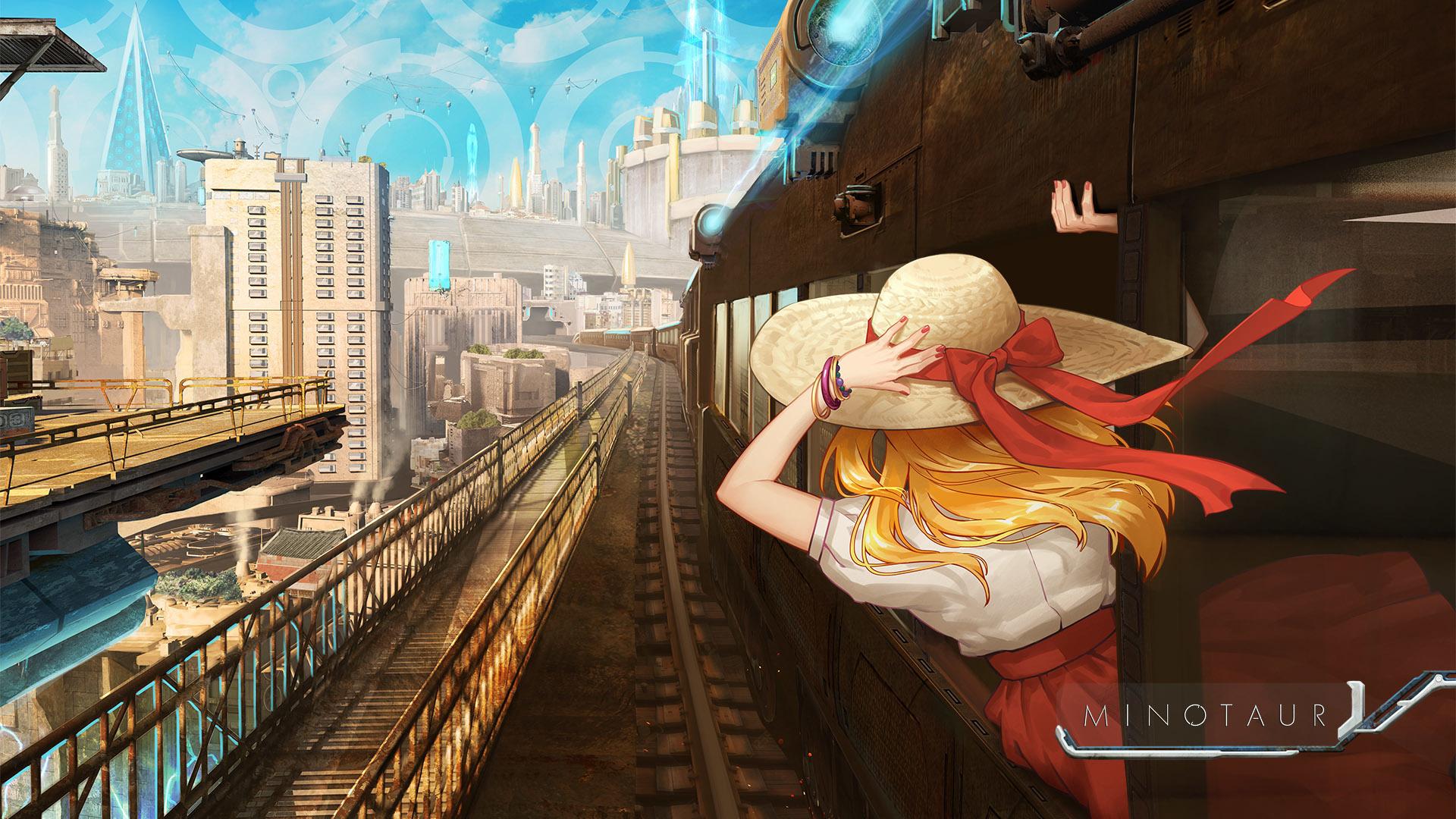 賽博朋克冒險遊戲《米諾陶》4月發售