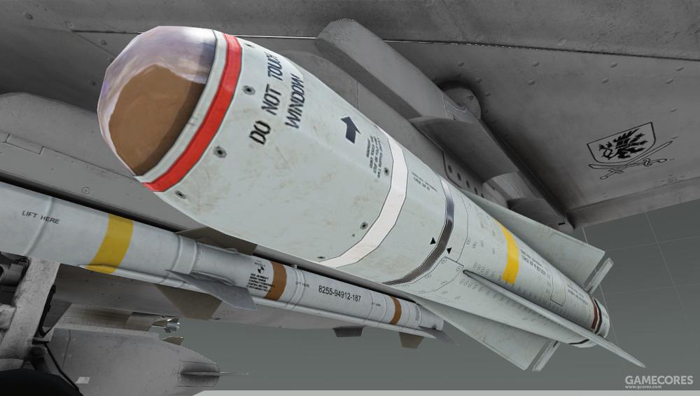 A-149挂载的空空和空地导弹