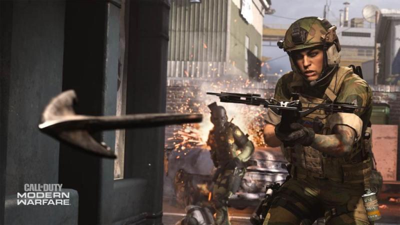 《使命召唤 现代战争》1.13更新添加十字弓以及5个额外的配置槽