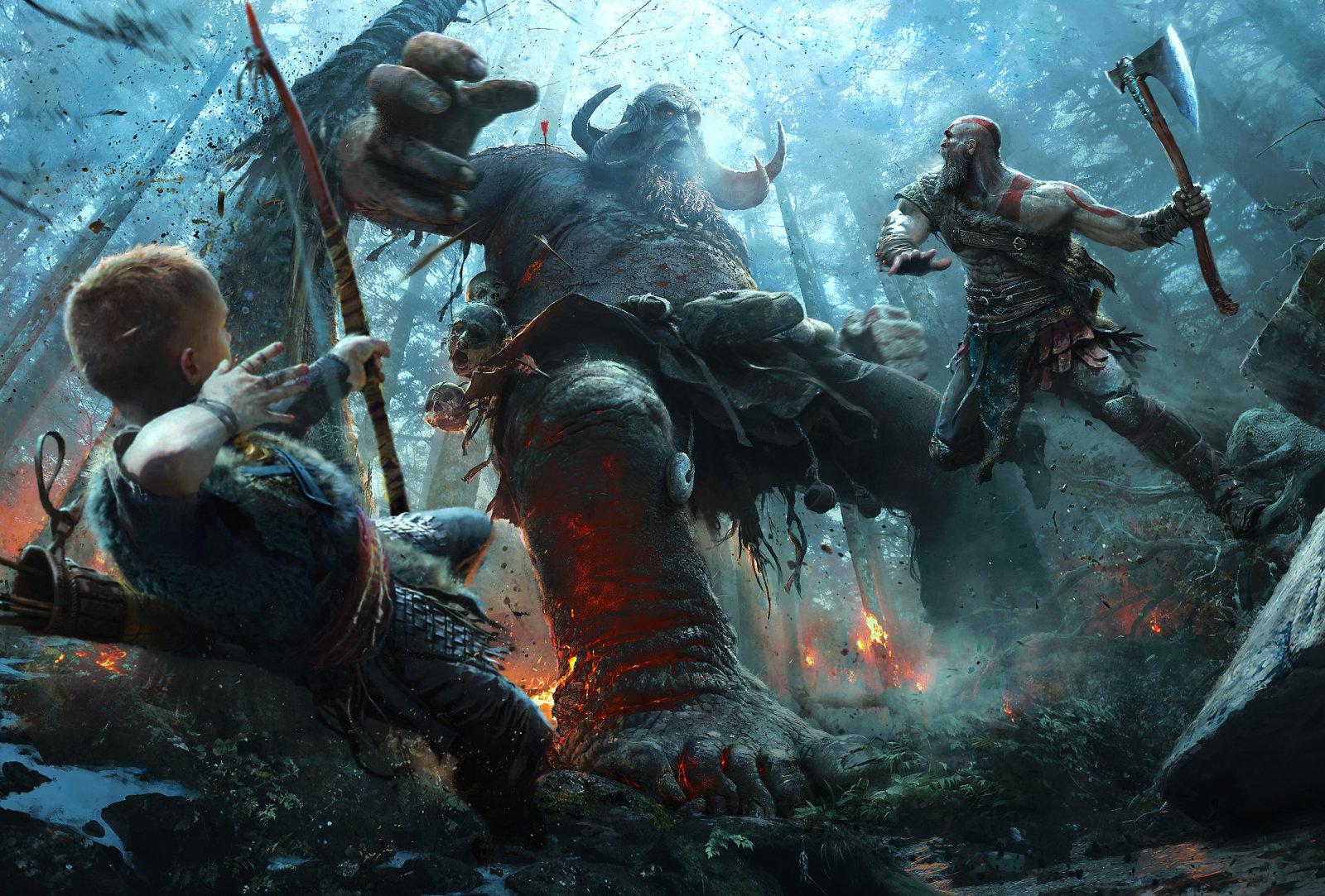 Kotaku:《战神》系列新作已在开发中