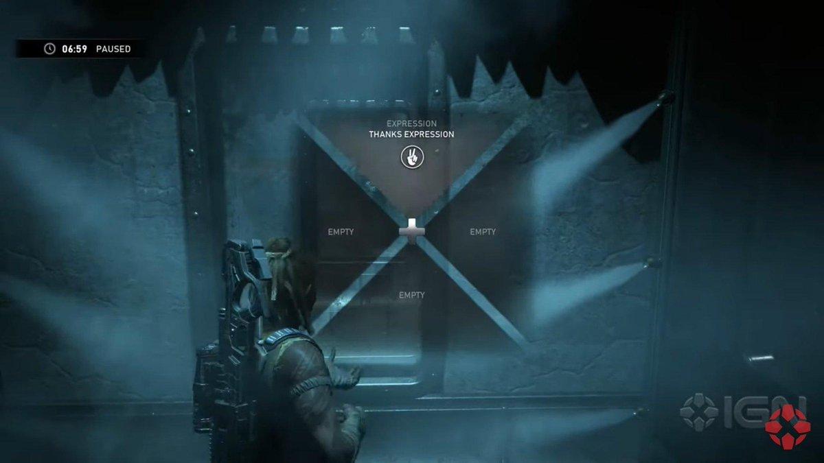 《战争机器5》游戏截图1