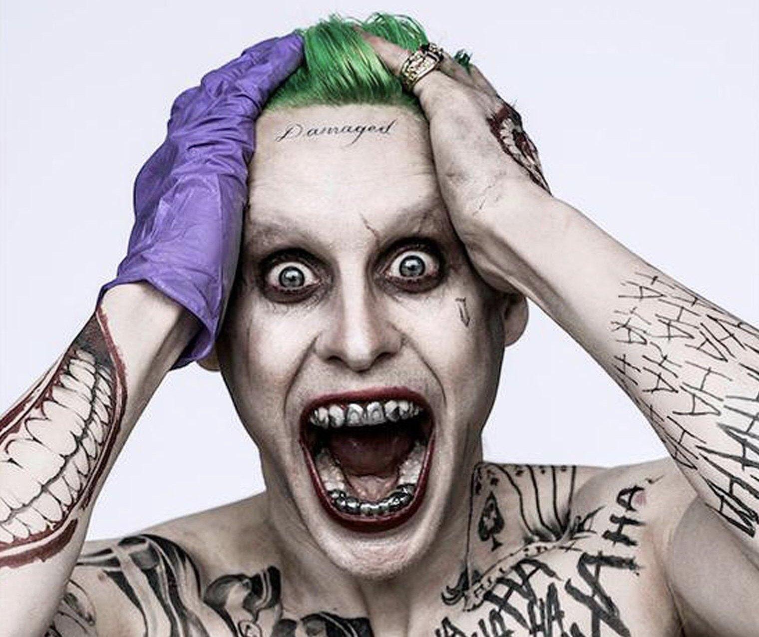 杰瑞德·莱托版小丑将出现在扎克·施耐德剪辑版《正义联盟》中