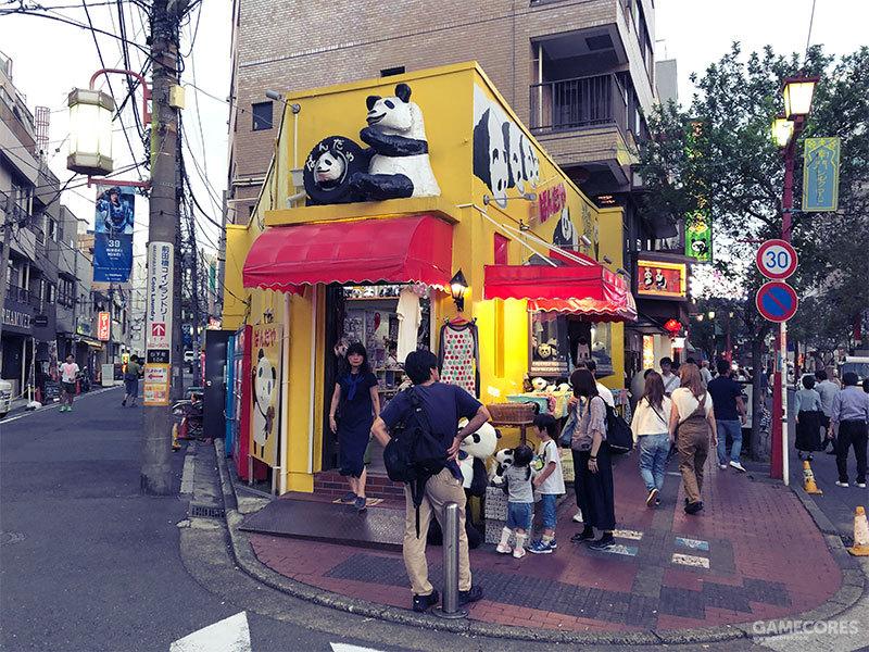 我有一种预感,这家熊猫杂货铺会在《人中之龙7》中出现……
