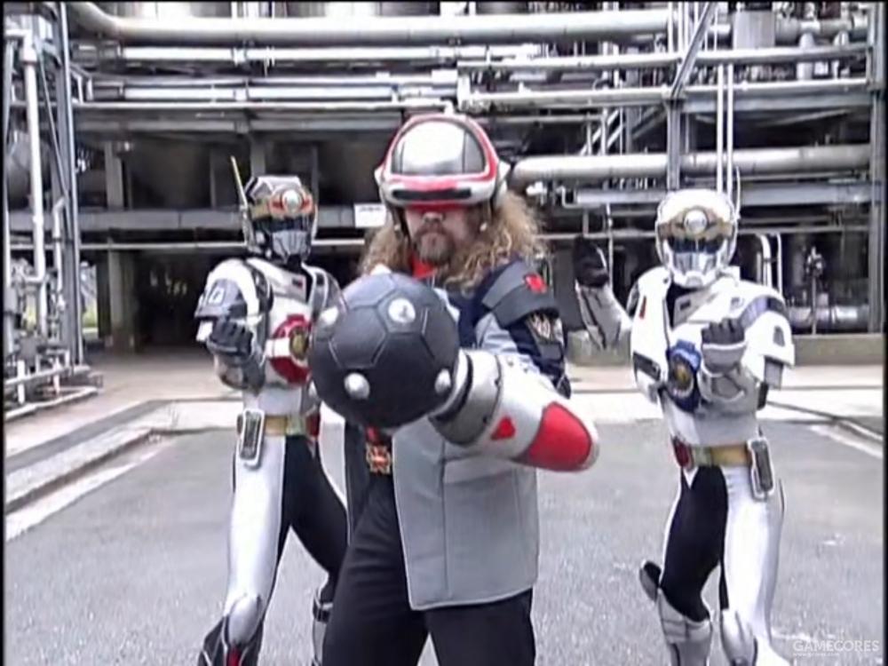 《超星舰队》配角团队