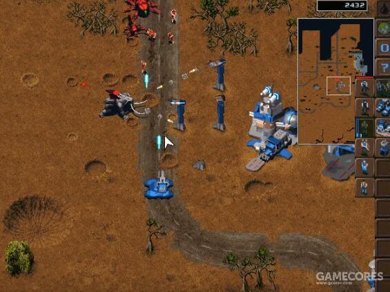 坦克型机器人