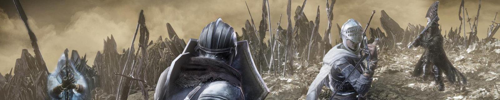 """《黑暗之魂3》DLC""""阿里安德尔的灰烬""""上架"""