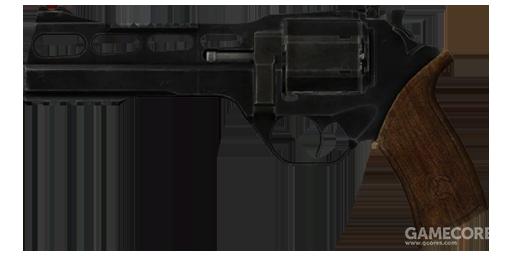 游戏中的Zubr.45