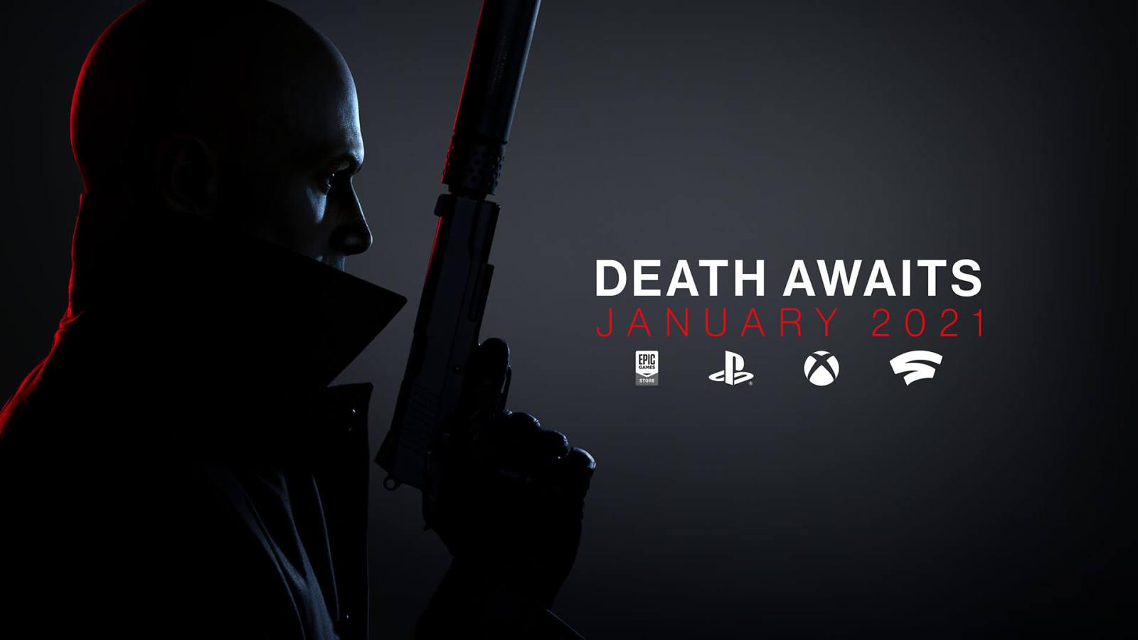 《杀手3》确认Epic独占,预购将于近期开启