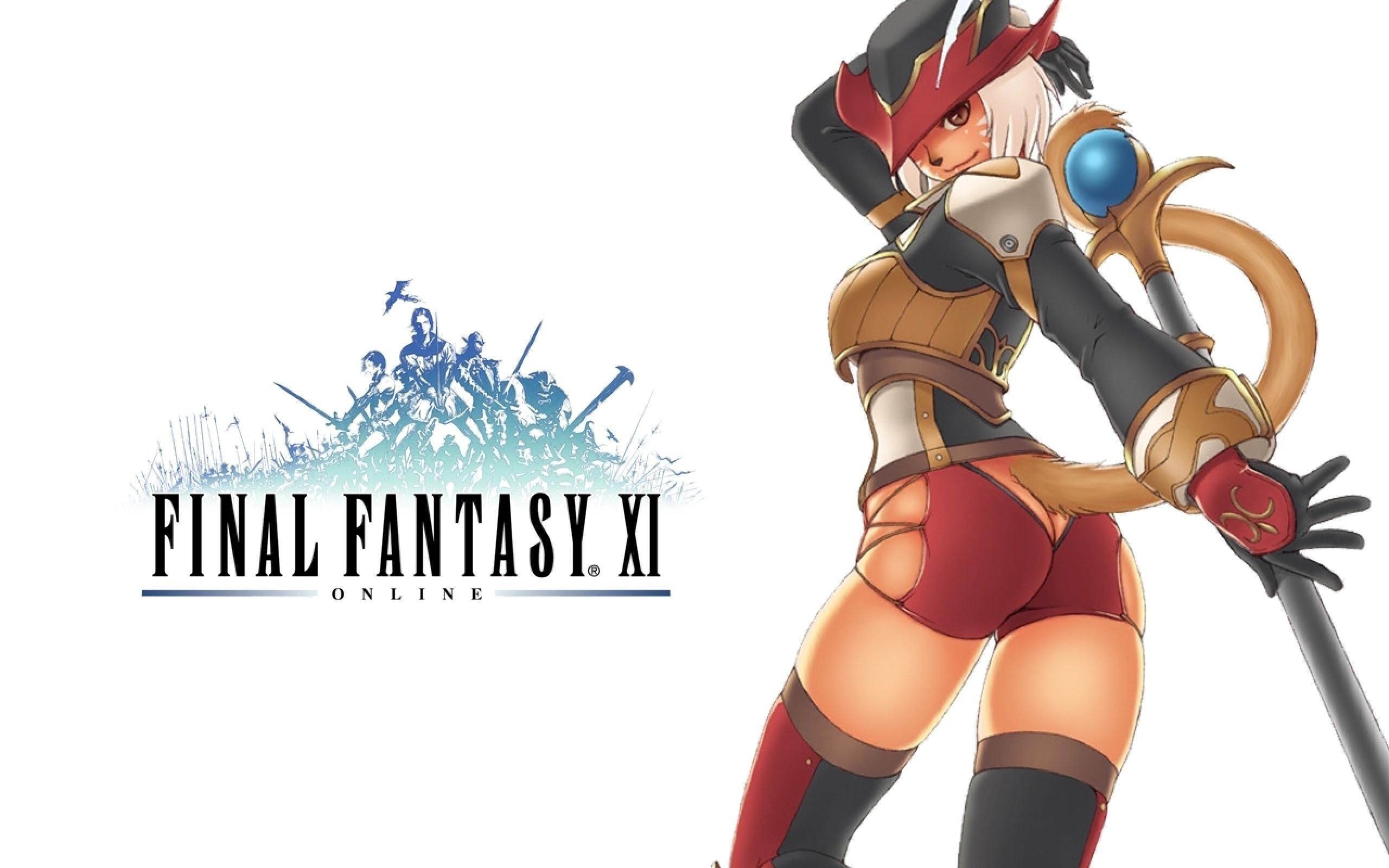 網遊考古系列:《最終幻想XI》