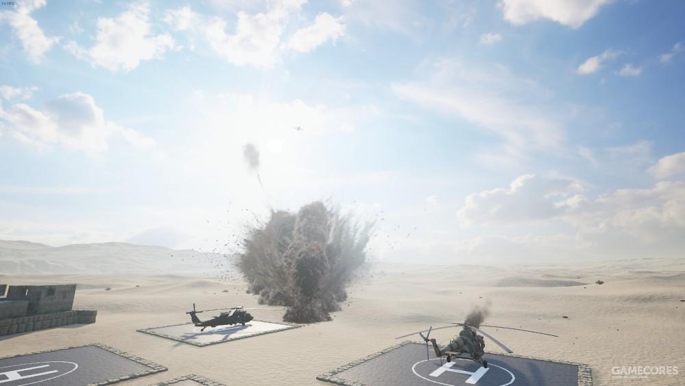 SU-25 火箭弹攻击