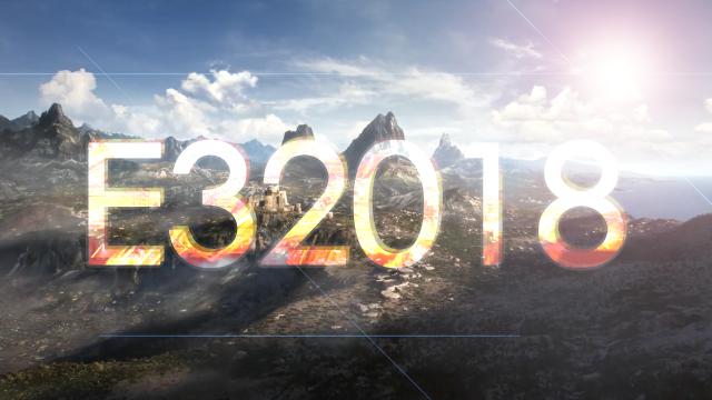 【E3 2018】一触即发!E3 2018上的50款游戏混剪