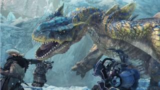 《怪物猎人 世界:Iceborne》将从6月21日起陆续开启2次Beta测试