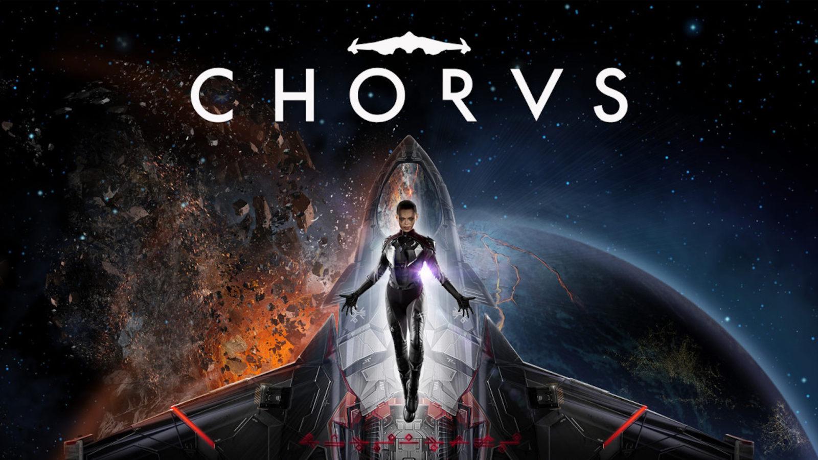 太空战机游戏《Chorus》将于12月3日推出,预购可获得皮肤奖励