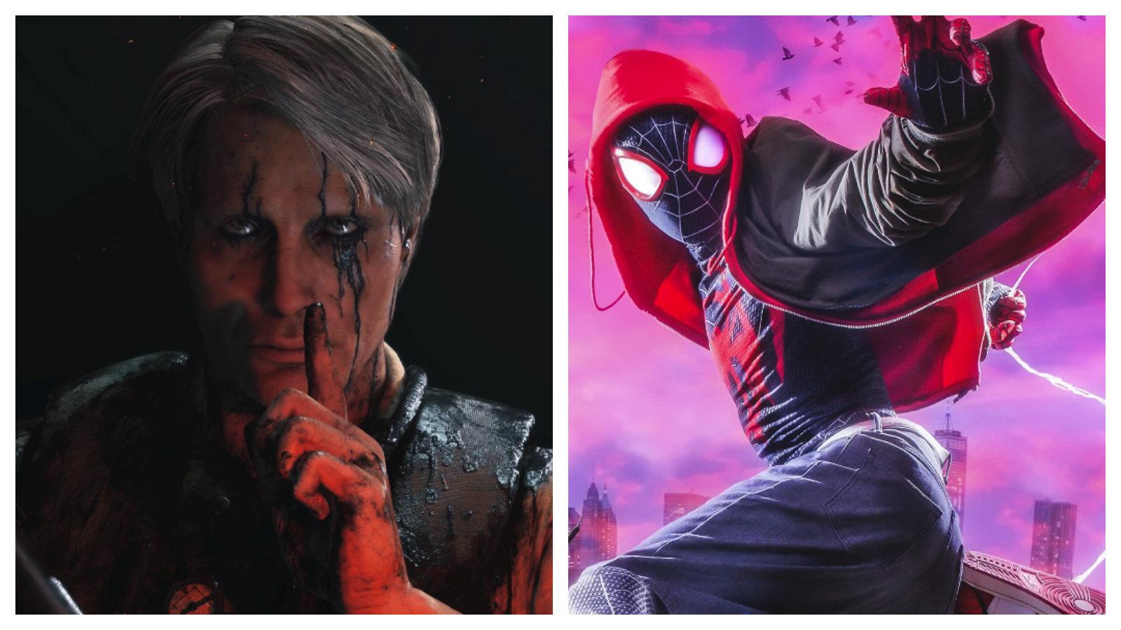 小岛秀夫发推暗示《死亡搁浅》和《蜘蛛侠 平行宇宙》相似?
