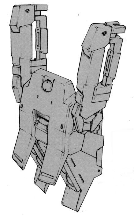 RGM-79FC的主要武装大量吸收了吉翁系技术。除了可以组合为双头薙刀的新型光束军刀外,还包括以装药贴近目标后爆炸的吸附式炸弹、吸收吉翁系电热格斗武器技术的电热式指虎等吉翁风格浓厚的武装。