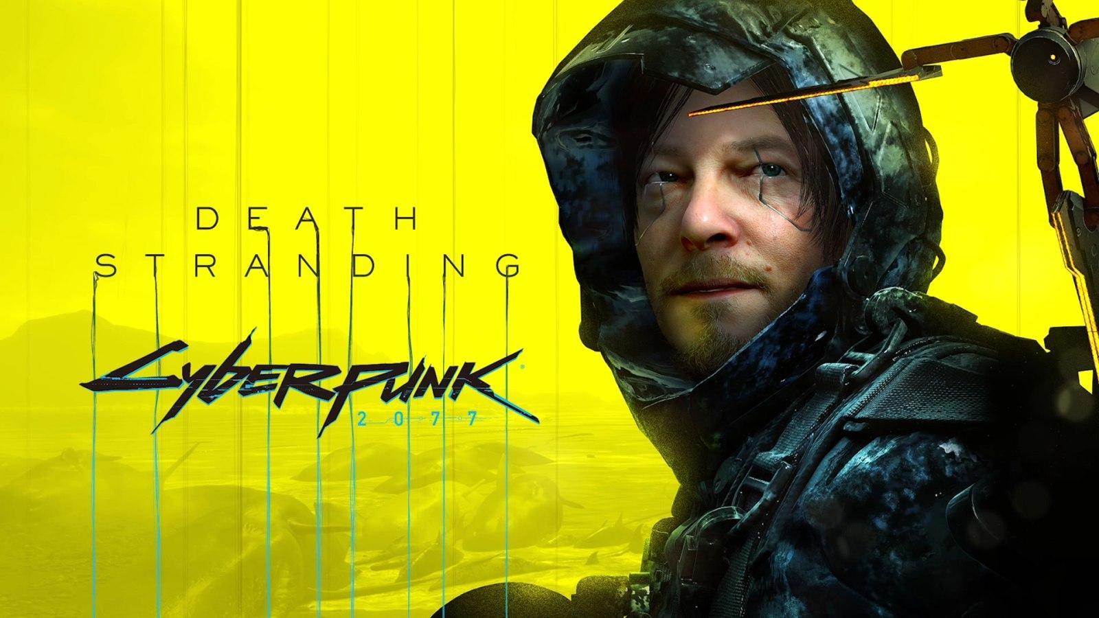 山姆·银手?《死亡搁浅》PC版与《赛博朋克2077》展开联动
