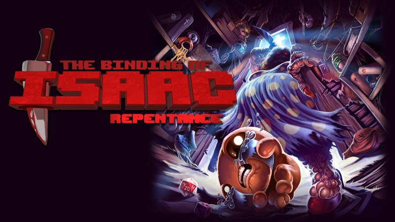 """《以撒的燔祭 重生》最终DLC""""Repentance""""将于明年1月1日上线"""