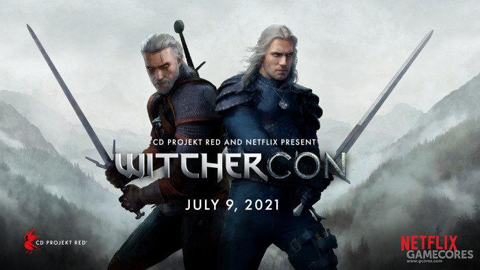 CDPR及Netflix公布WitcherCon详细日程表
