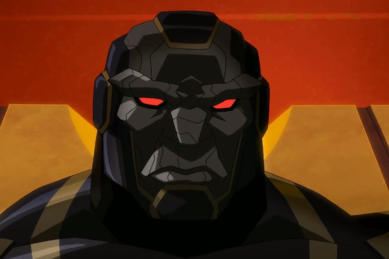 英雄集结共抗天启星大军,《黑暗正义联盟》动画新作公布预告