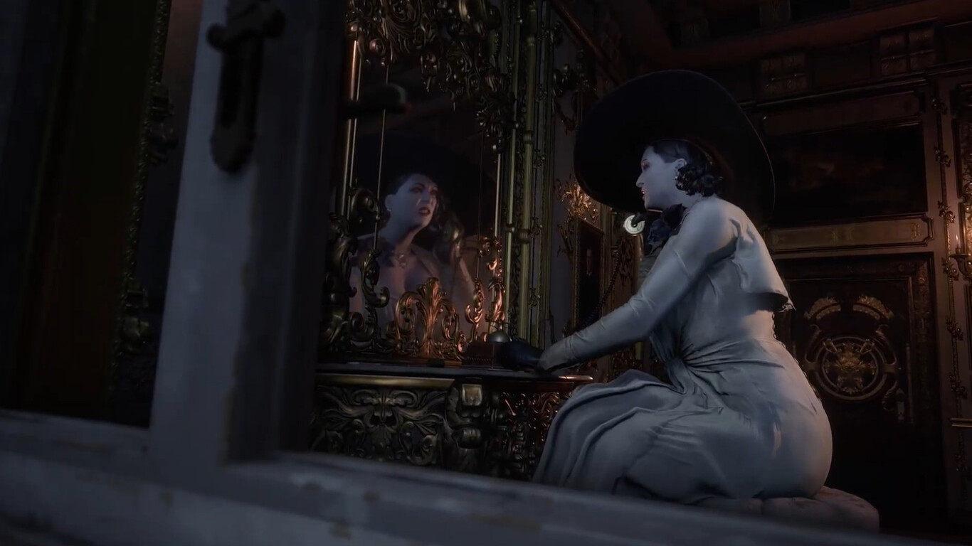 IGN公布《生化危机8》首个PS4 Pro实机演示,确认拥有拍照模式