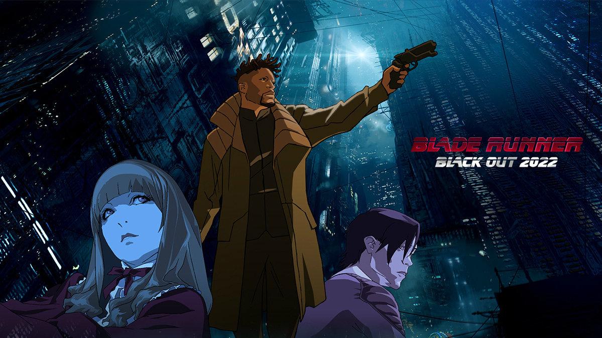 荒牧伸志、神山健治及渡边信一郎将参与AS全新《银翼杀手》动画剧集