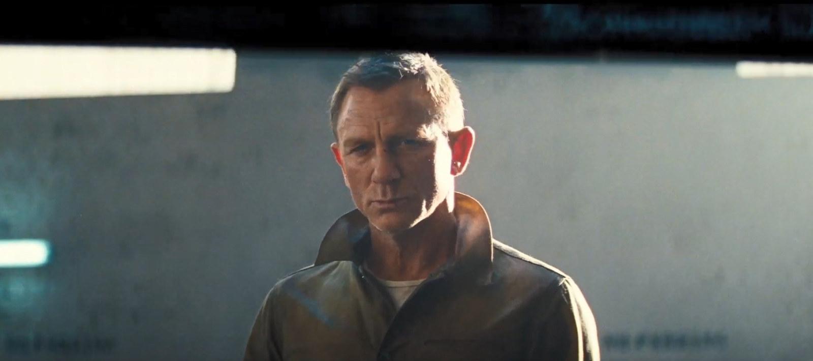 够帅!《007:无暇赴死》发布先导预告