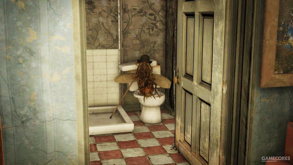 B社对厕所独特的爱