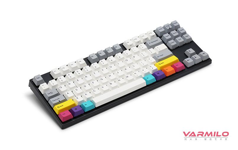 阿米洛CMYK主题机械键盘