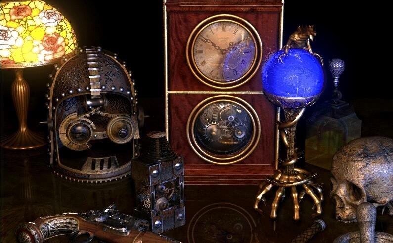 《奧祕:蒸汽與魔法》- 上世紀最後一隻螃蟹