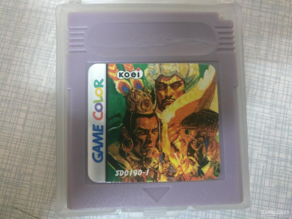 三国游戏卡带